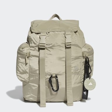 Women's adidas by Stella McCartney Beige adidas by Stella McCartney Backpack
