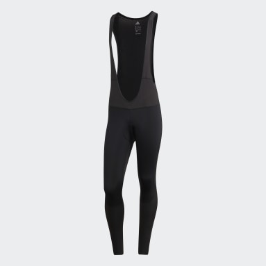 Tight adistar Padded Winter Bib Nero Uomo Ciclismo