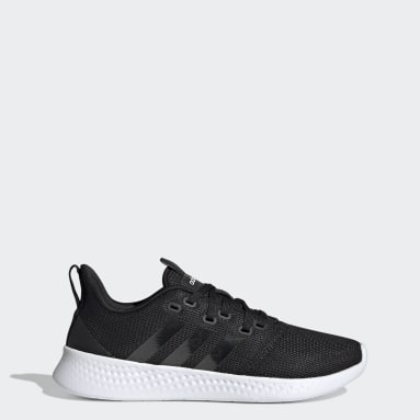 Women Sport Inspired Black Puremotion Shoes