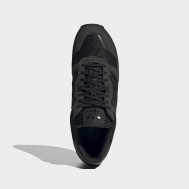 Men Originals Black ZX 700 Shoes