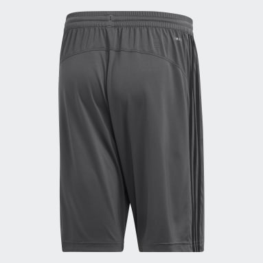 Shorts Design 2 Move Climacool 3-Stripes Cinza Homem Training