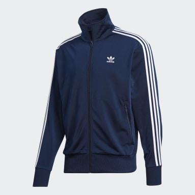 Männer Originals Firebird Originals Jacke Blau