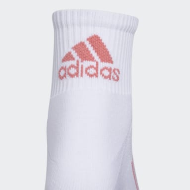 Women's Running White Superlite UB21 Quarter Socks 2 Pairs