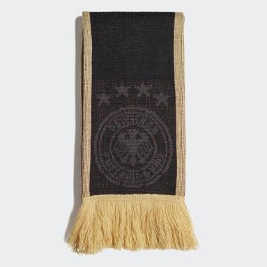 Fodbold Sort Germany udebanehalstørklæde