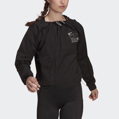 Women Sportswear Black adidas Sportswear X-City Crew Sweatshirt