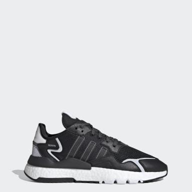 Chaussure Nite Jogger noir Originals