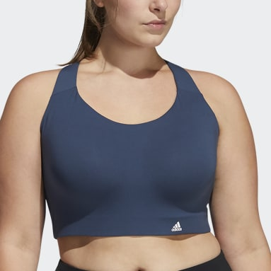 Women Cricket Blue Ultimate Bra (Plus Size)
