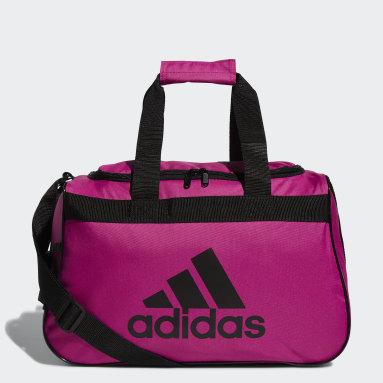Training Pink Diablo Duffel Bag Small