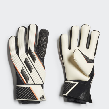 Soccer White Tiro Pro Goalkeeper Gloves