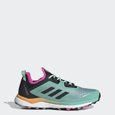 Zapatillas de Trail Running Terrex Agravic Flow Verde Mujer TERREX