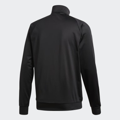 Άνδρες Γυμναστήριο Και Προπόνηση Μαύρο Core 18 Jacket
