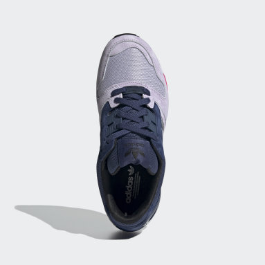 Women Originals Purple ZX 8000 Shoes