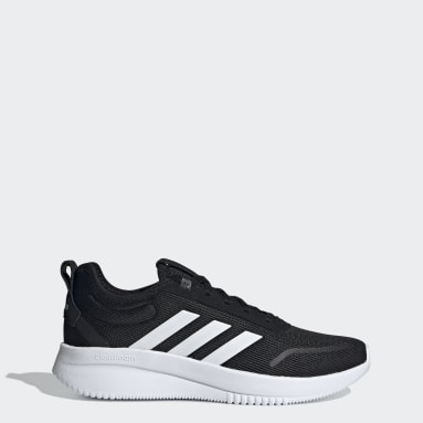 Men Sport Inspired Black Lite Racer Rebold Shoes