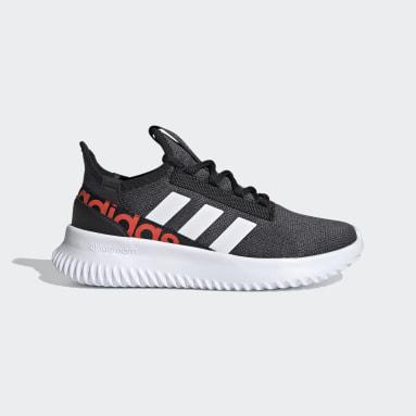Kids Essentials Black Kaptir 2.0 Shoes