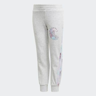 Frozen Pants Szary