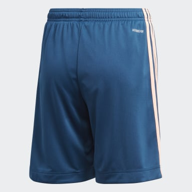 Kids Football Blue Arsenal 20/21 Third Shorts