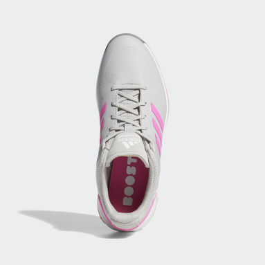 Women's Golf Grey EQT Spikeless Golf Shoes