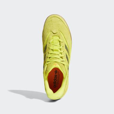 Zapatillas Copa Nationale Amarillo Hombre Originals