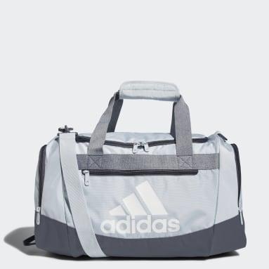 Training Blue Defender Duffel Bag Small