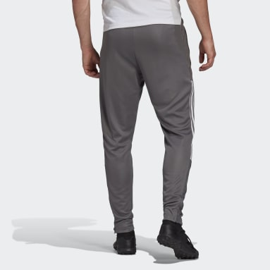 Men's Lifestyle Grey Tiro 21 Track Pants