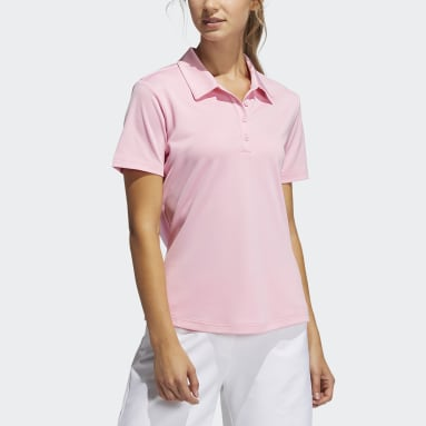 PERF SS P Rosa Mujer Golf