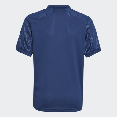 Děti Fotbal modrá Třetí dres Olympique Lyonnais 20/21