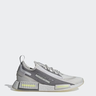Men's Originals Grey NMD_R1 Spectoo Shoes
