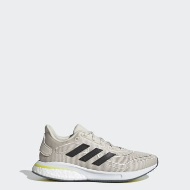 Youth 8-16 Years Running Beige Supernova Shoes