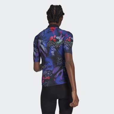 Maillot The JEM Cycling Violet Femmes Cyclisme