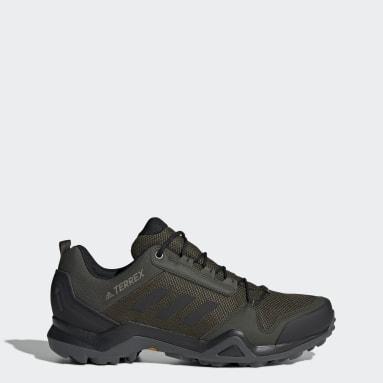 Herr TERREX Svart Terrex AX3 GORE-TEX Hiking Shoes