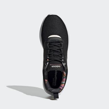 ผู้หญิง Sport Inspired สีดำ รองเท้า QT Racer 2.0