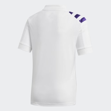 Youth Soccer White Orlando City Away Jersey
