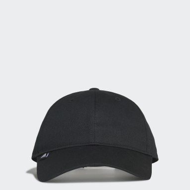 Lifestyle Black Essentials 3-Stripes Cap