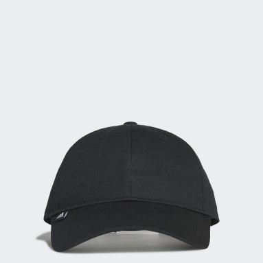 Lifestyle Black Essentials 3-Stripes Cap