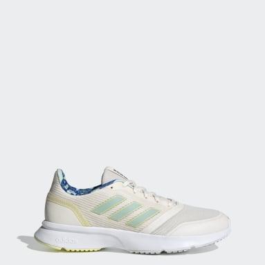 ผู้หญิง วิ่ง สีขาว รองเท้า Nova Flow
