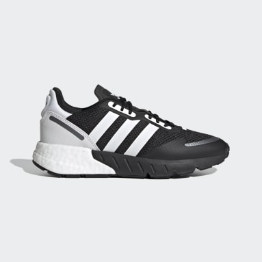 Youth Originals Black ZX 1K Boost Shoes