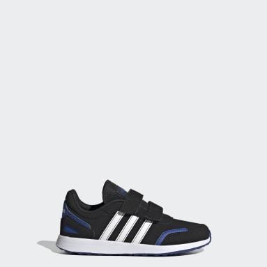 Children Sport Inspired Blue VS Switch Shoes