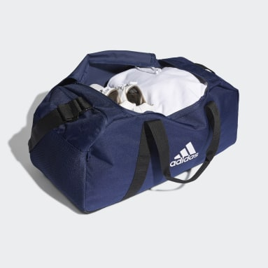 Football Blue Tiro Primegreen Duffel Bag Medium