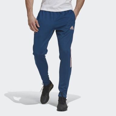 Men's Soccer Blue Arsenal Pants