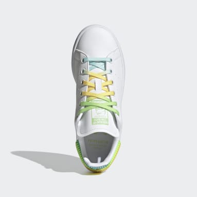 Youth Originals Grey Stan Smith Tinkerbell Shoes