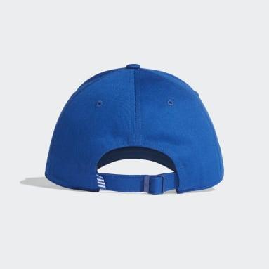 Cappellino Baseball Blu Pallavolo