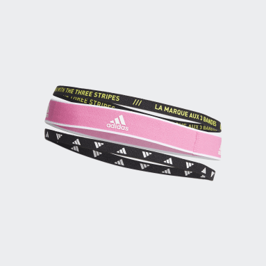 Field Hockey Pink Training Headbands 3 Per Pack