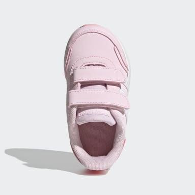 Děti Běh růžová Obuv VS Switch