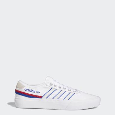 Originals Delpala Schuh Weiß