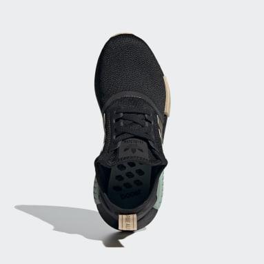 Kadın Originals Siyah NMD_R1 Ayakkabı