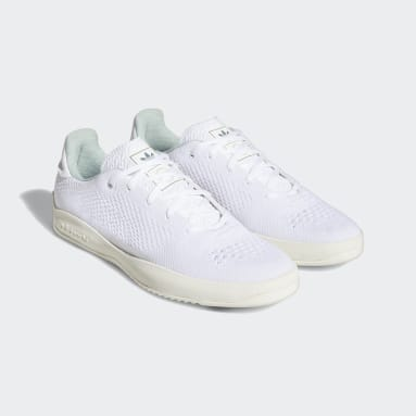 Men Originals White Puig Primeknit Primeblue Shoes