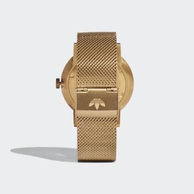 Originals DISTRICT_M1 Uhr Gold