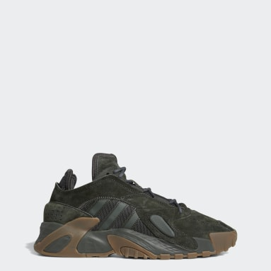 Originals Green Streetball Shoes