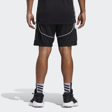 Men's Basketball Black Creator 365 Shorts