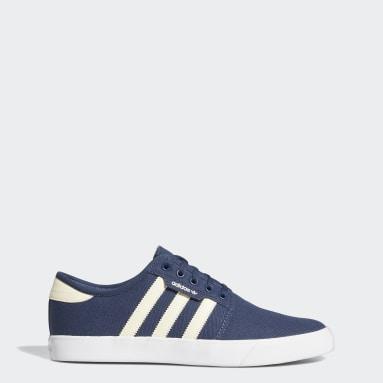 Chaussure Seeley Bleu Originals